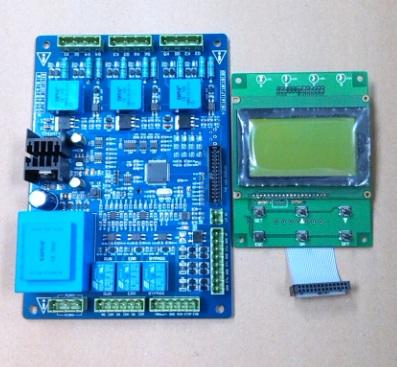 as590电机软启动触发板